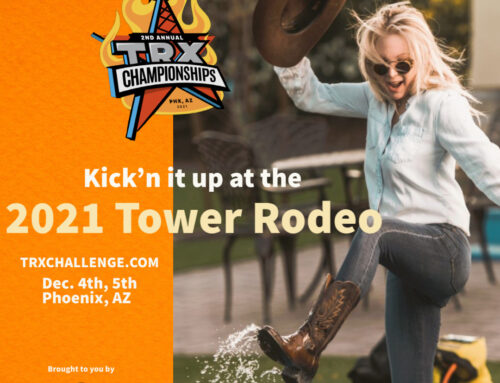 Kick'n off the 2021 Tower Rodeo Challenge